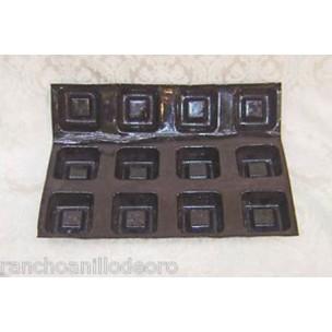 12 Square Savarins ( 40 x 30cm )