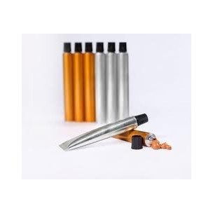 Silver Aluminium Tubes, 30ml